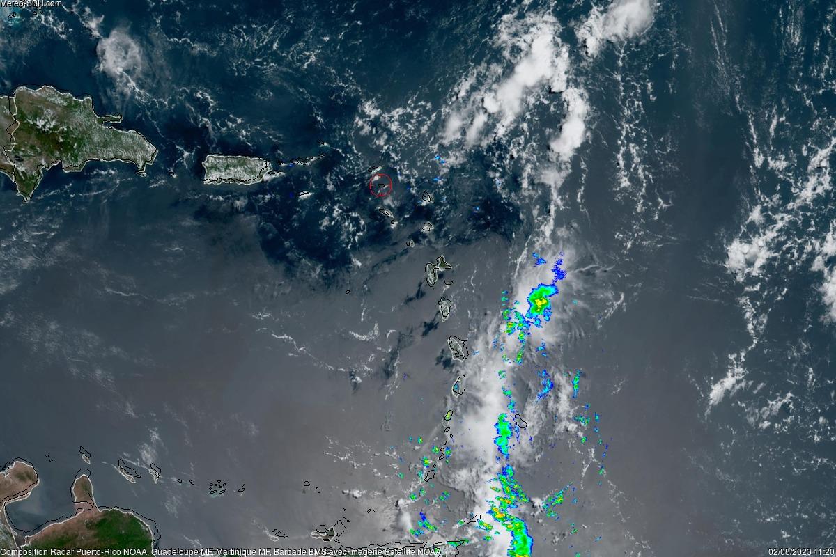 Composition satellite
