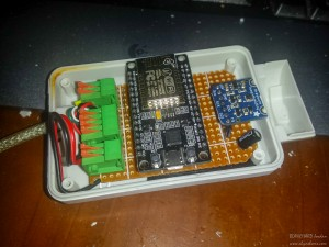 ESP8266 Personal Weather Station for Weather Underground
